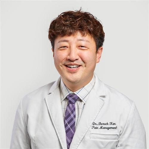 Headshot of doctor