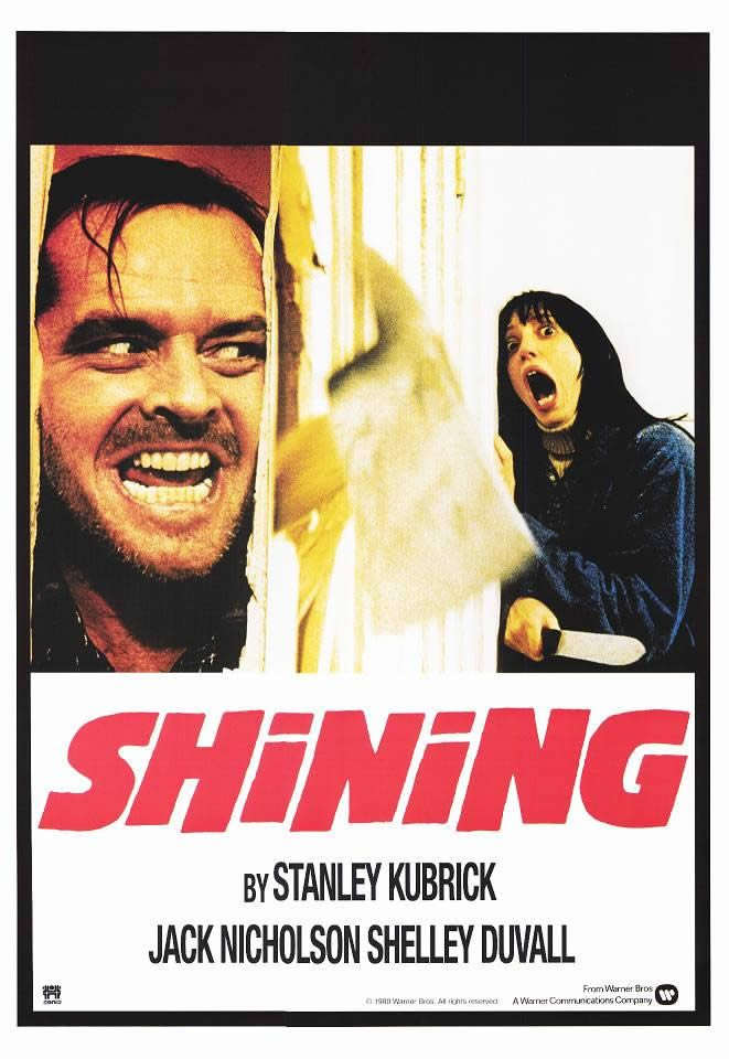 THE SHINING (1980) - LATE SHOW