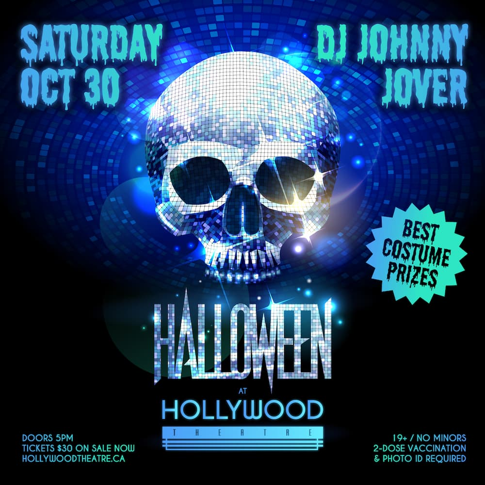 Halloween at Hollywood Theatre