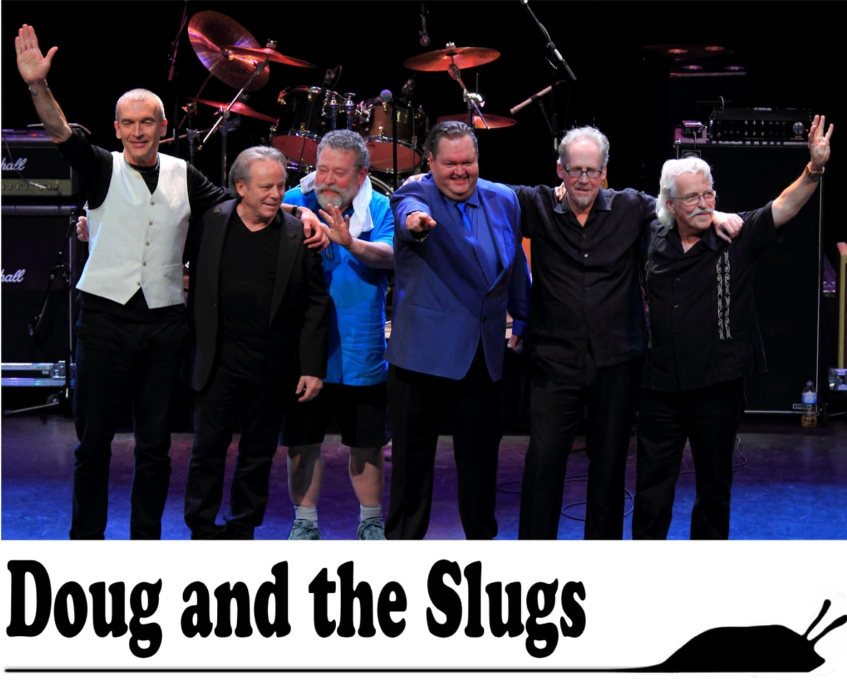 DOUG & THE SLUGS - EARLY CHRISTMAS BASH!