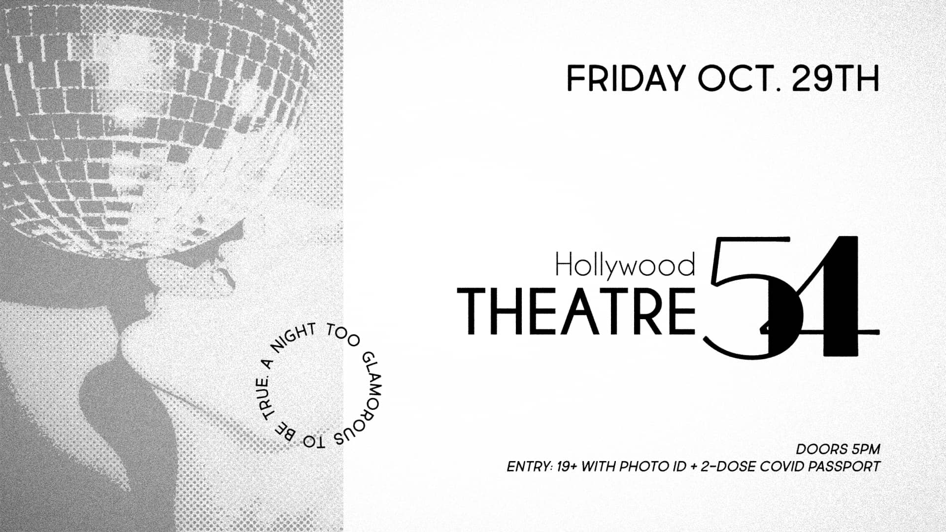 HOLLYWOOD THEATRE 54
