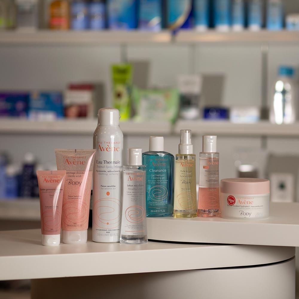 Avéne Products at PureCare Pharmacy