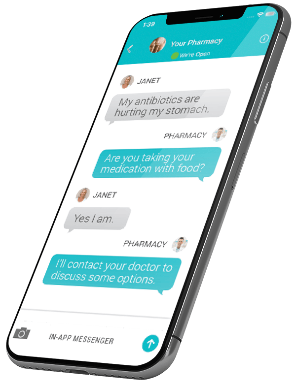 RxLocal Mobile App