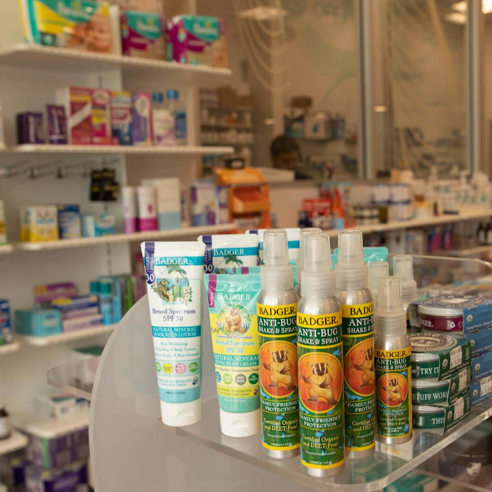 Over The Counter Items at PureCare Pharmacy