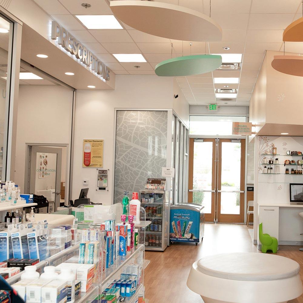 PureCare Pharmacy & Clinic in San Diego, CA.