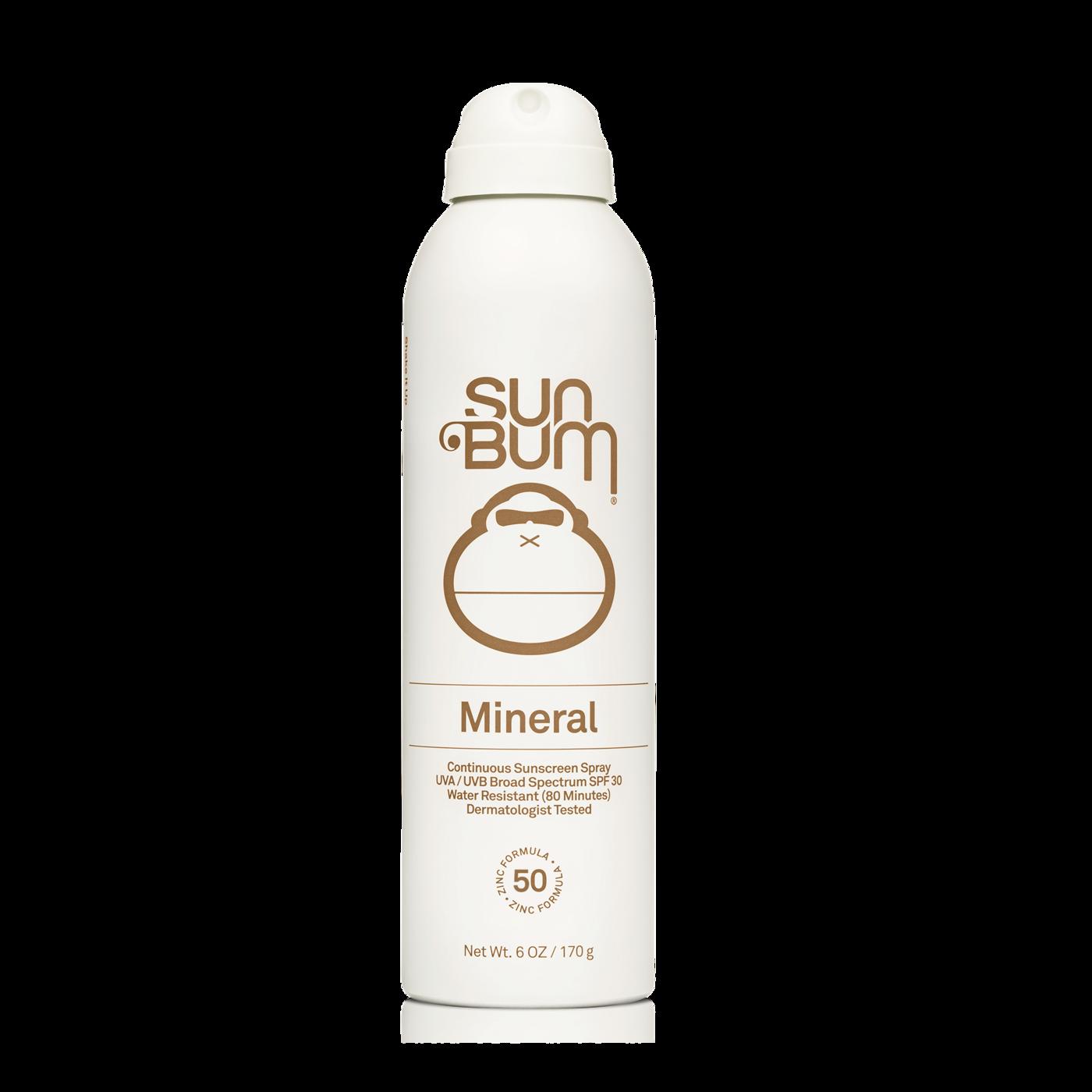 Sun Bum® - Mineral SPF 50 Sunscreen Spray