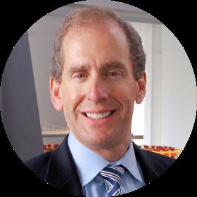 Headshot of Mark Hawkins, CFO, Salesforce