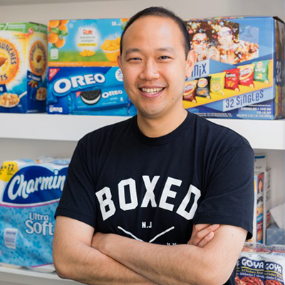 Startup Stories – Boxed CEO, Chieh Huang