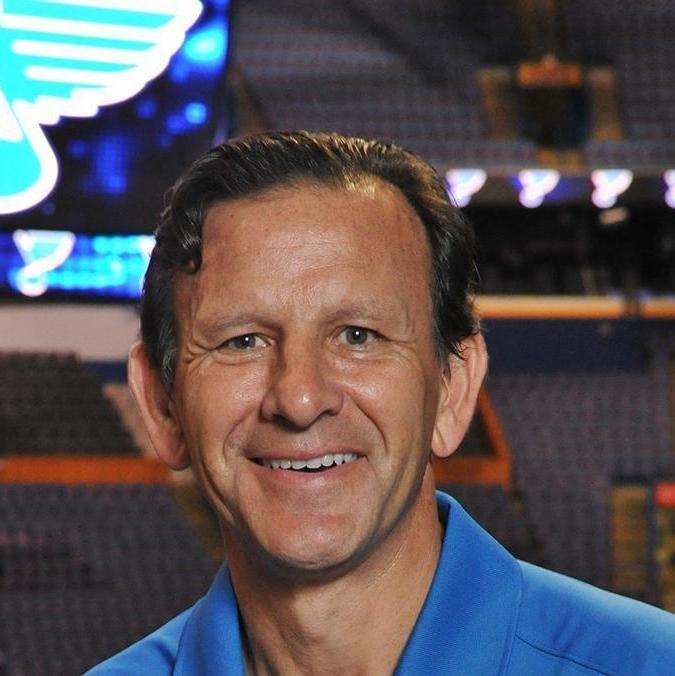 St. Louis Blues CEO – Chris Zimmerman