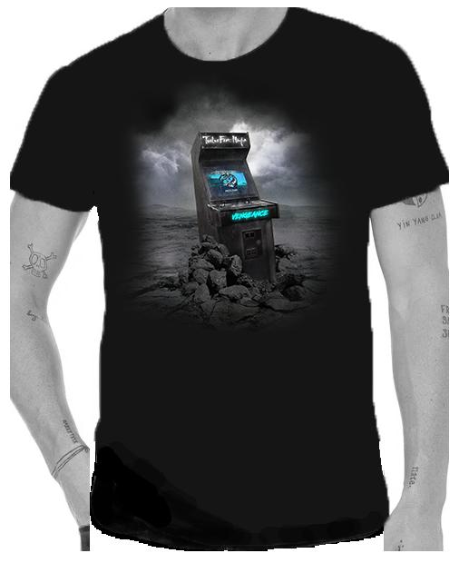 Twelve Foot Ninja Arcade Game T Shirt
