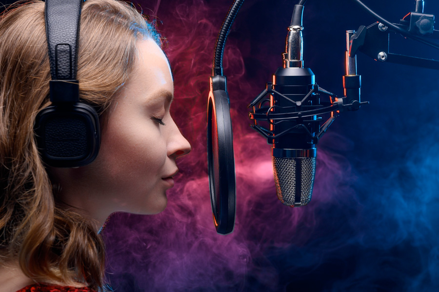 Prove ownership of a sound recording
