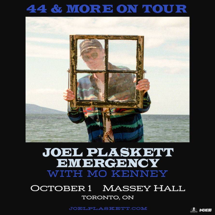 Joel Plaskett Emergency with Mo Kenney