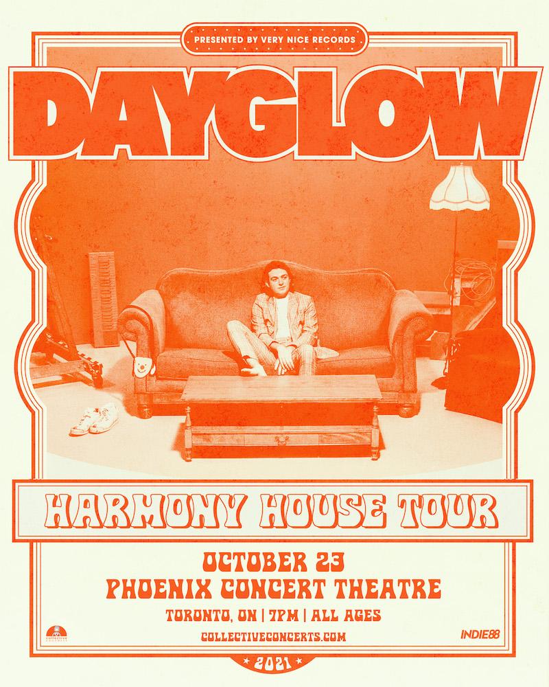 Dayglow: The Harmony House Tour