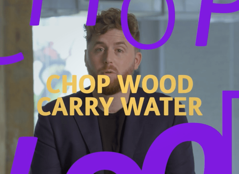 chop wood, carry water image