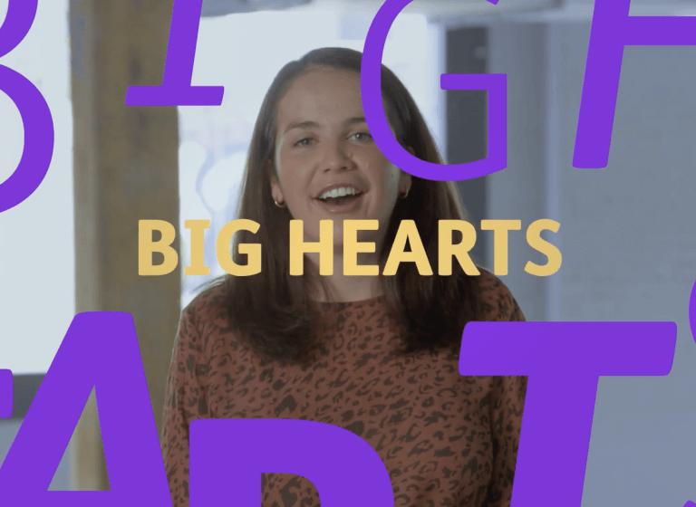 big hearts image