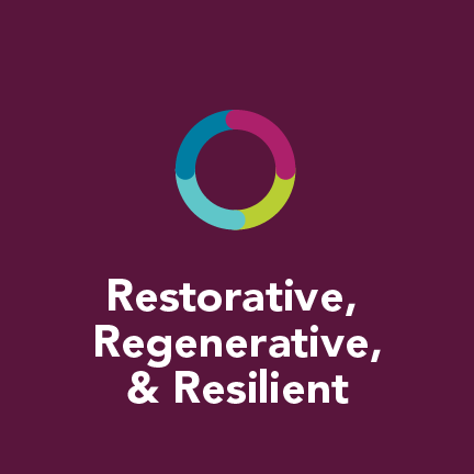 Policy Discussion: Restorative, Regenerative, and Resilient