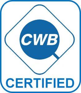 CWB certified badge