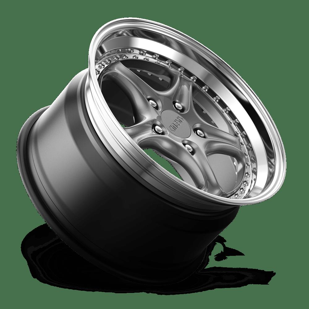 Gloss Anthracite SuperCup Jewel