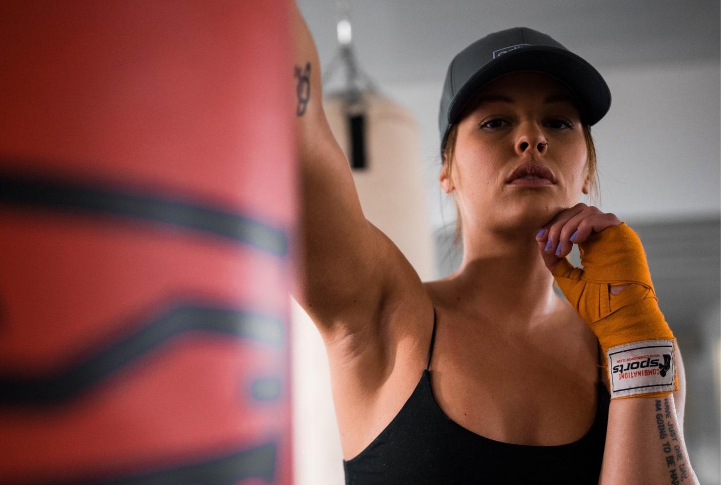 10 Tips for Proper Heavy Bag Training