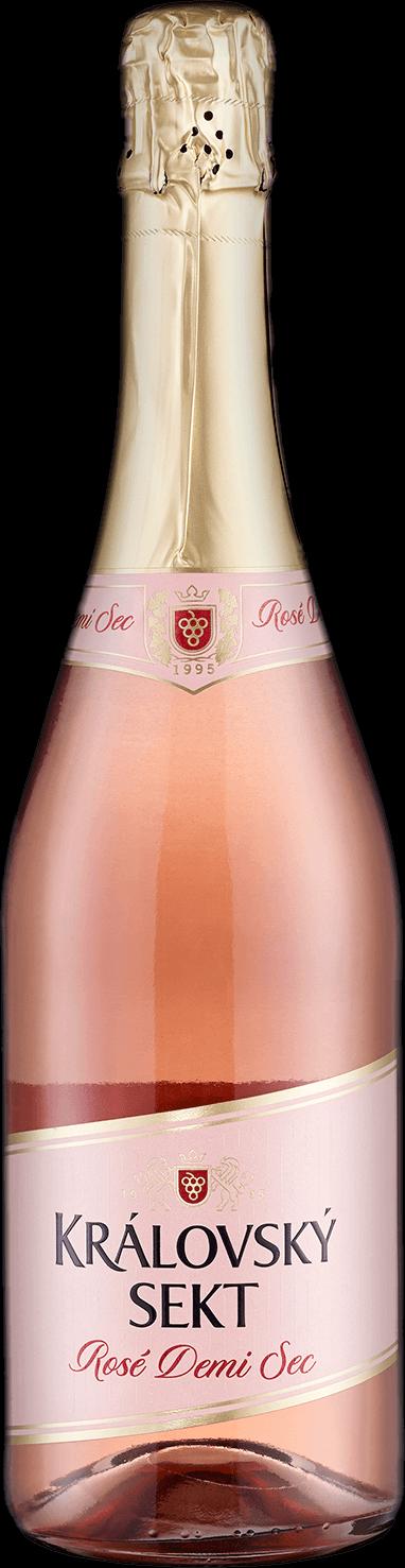 Rosé Demi Sec
