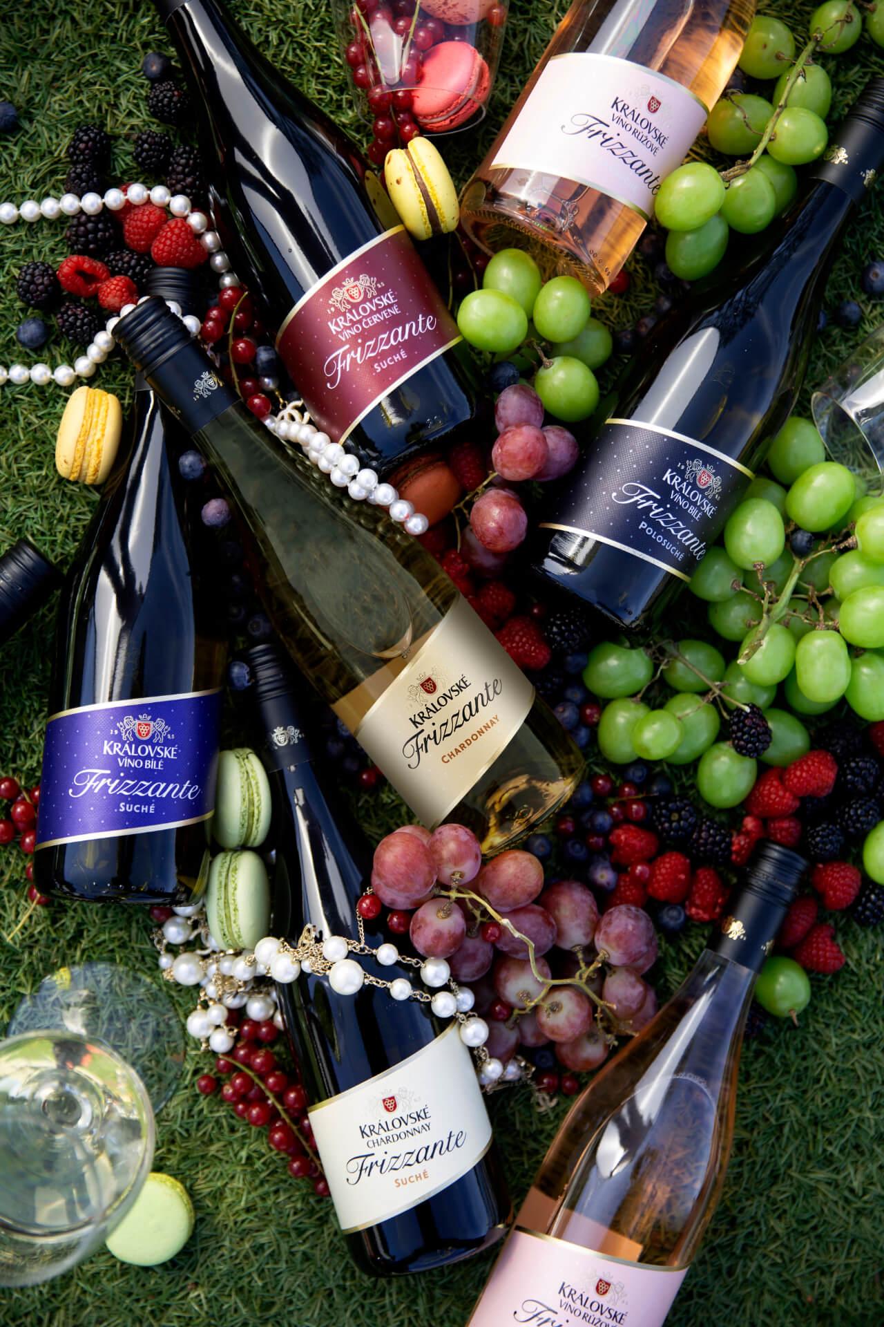 Královský Sekt Chardonnay