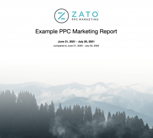 ppc reporting example