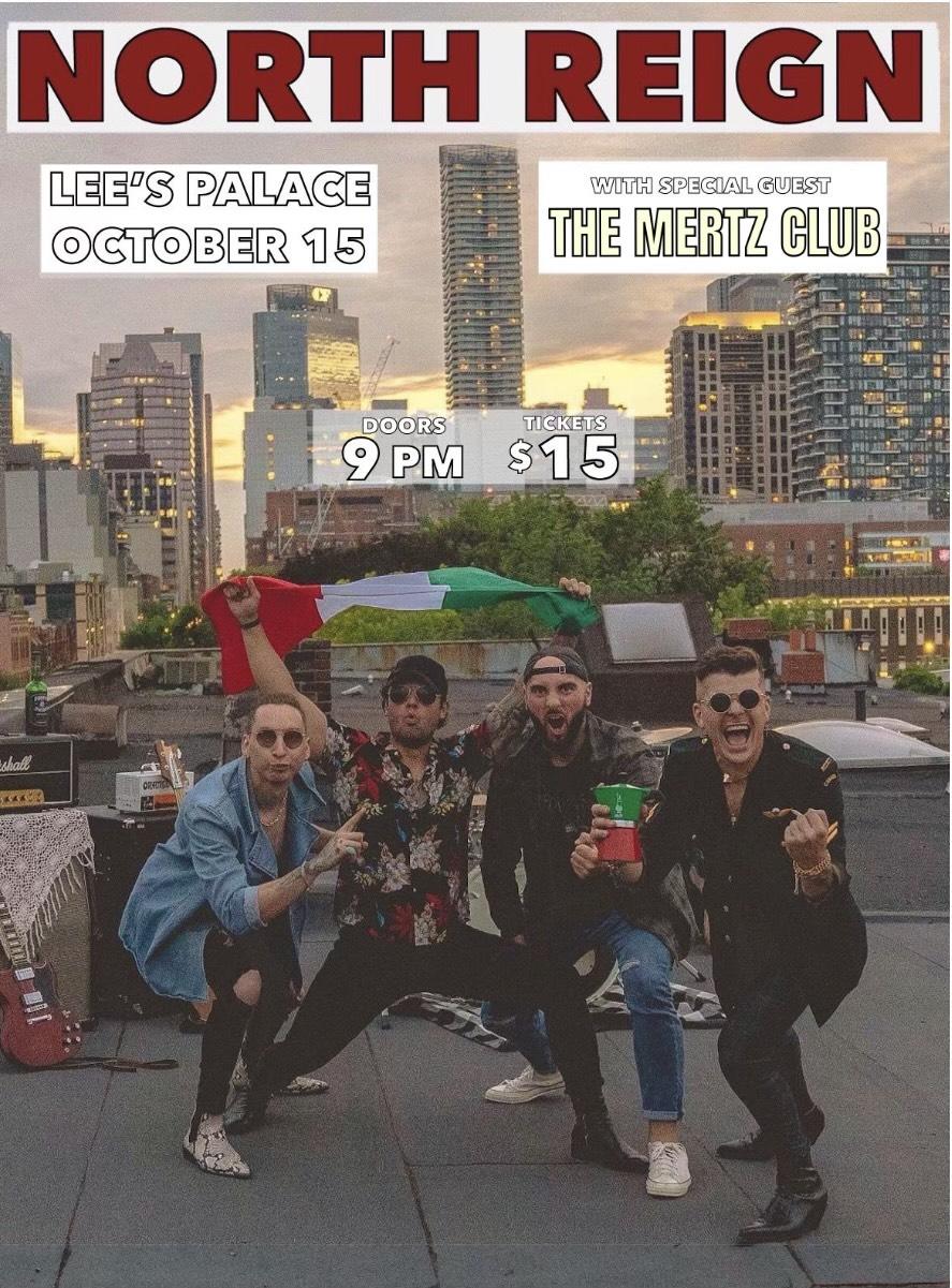 North Reign & The Mertz Club