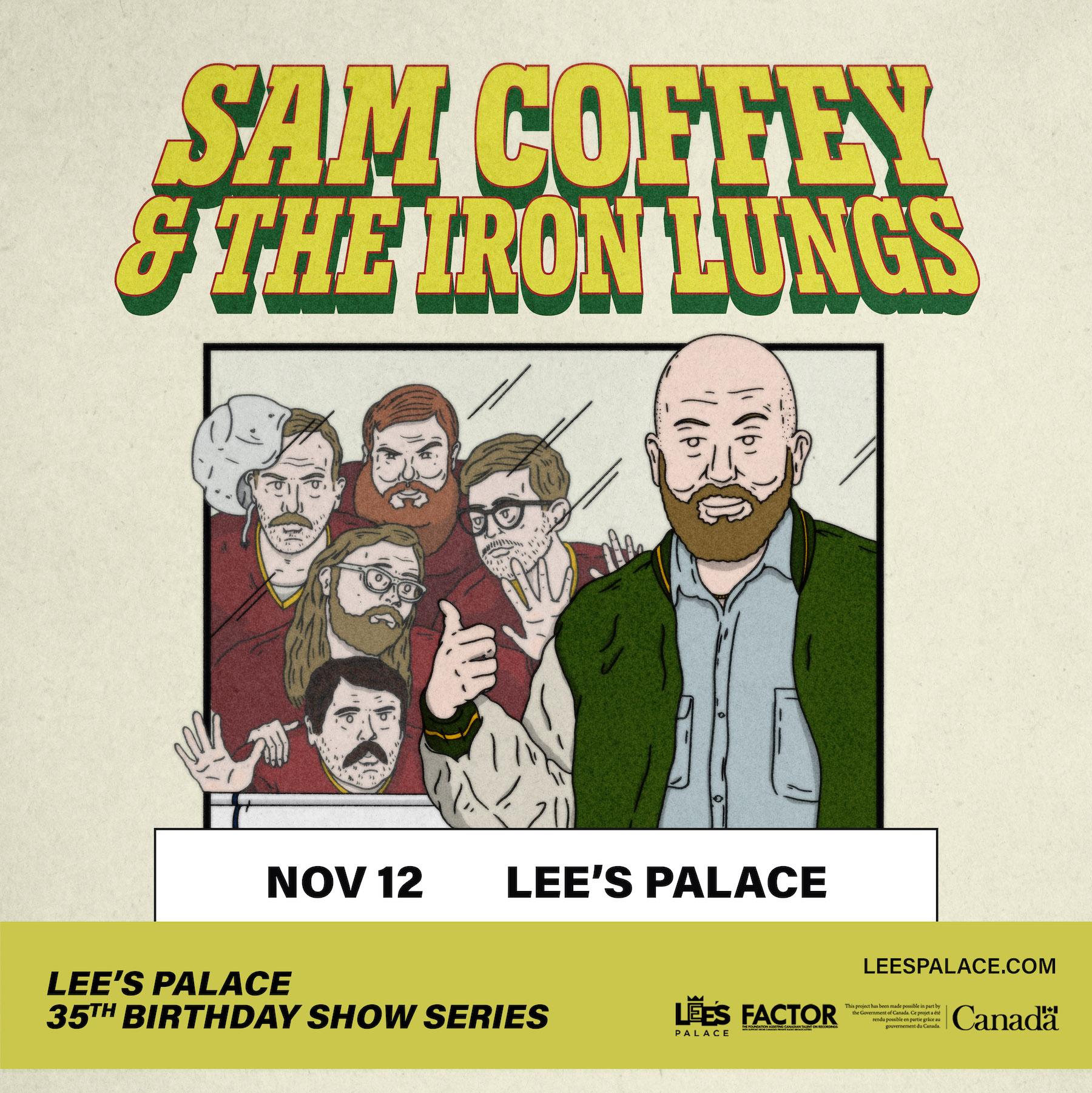 Sam Coffey & The Iron Lungs