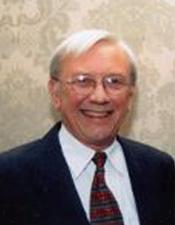 A photo of George D. Blackwood Jr.