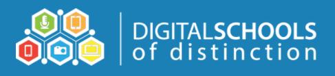 Digital School of Distinction Logo