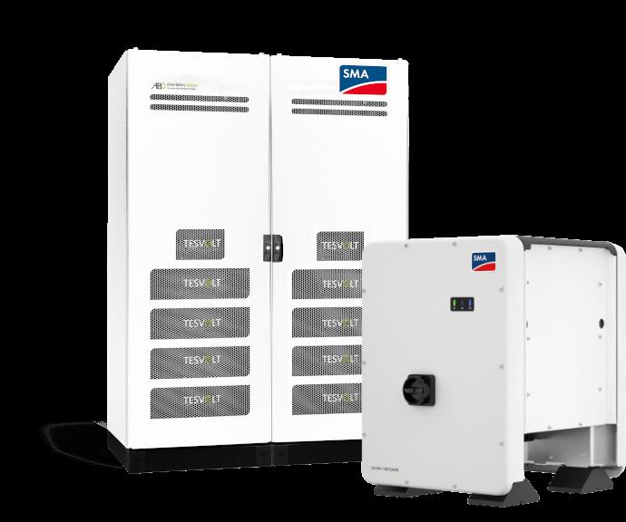 SMA Commercial Batteries