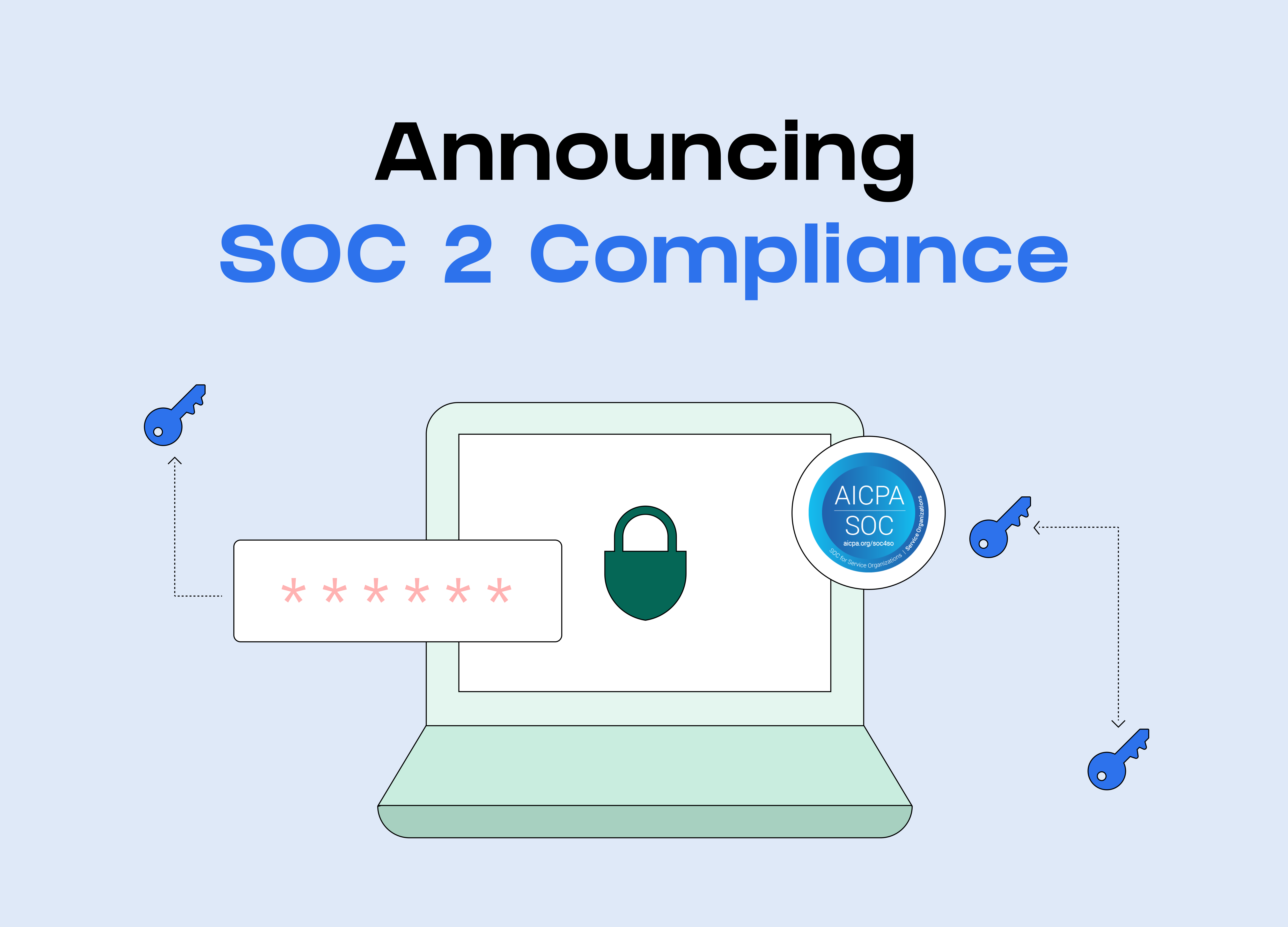 Announcing Weld's SOC 2 Compliance