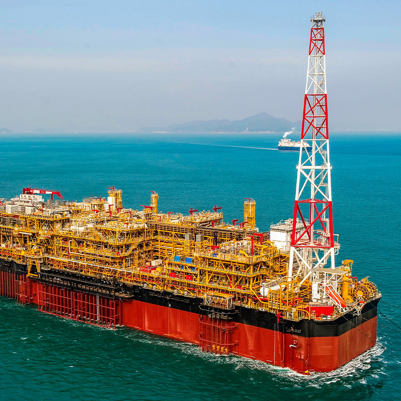 Floating Production, Storage and Offloading ship or FPSO