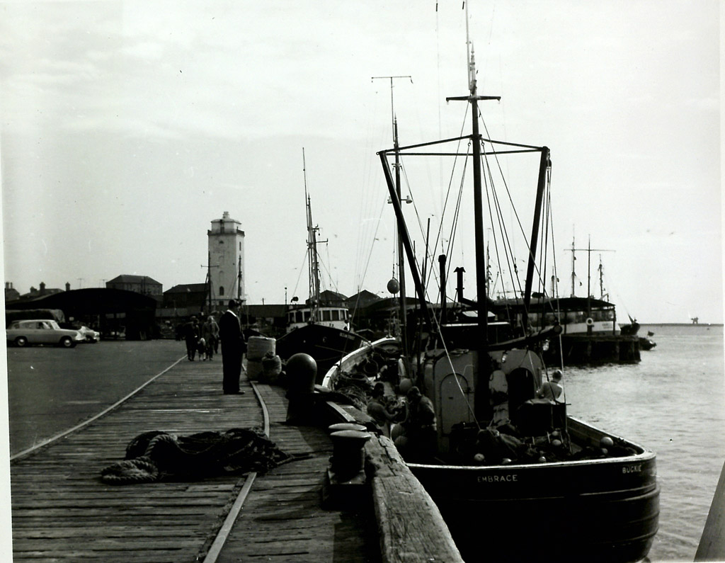 Photograph of North Shields taken by Laszlo Torday