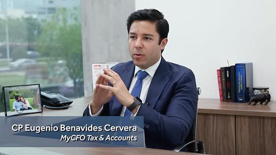 MyCFO Tax and Accounts