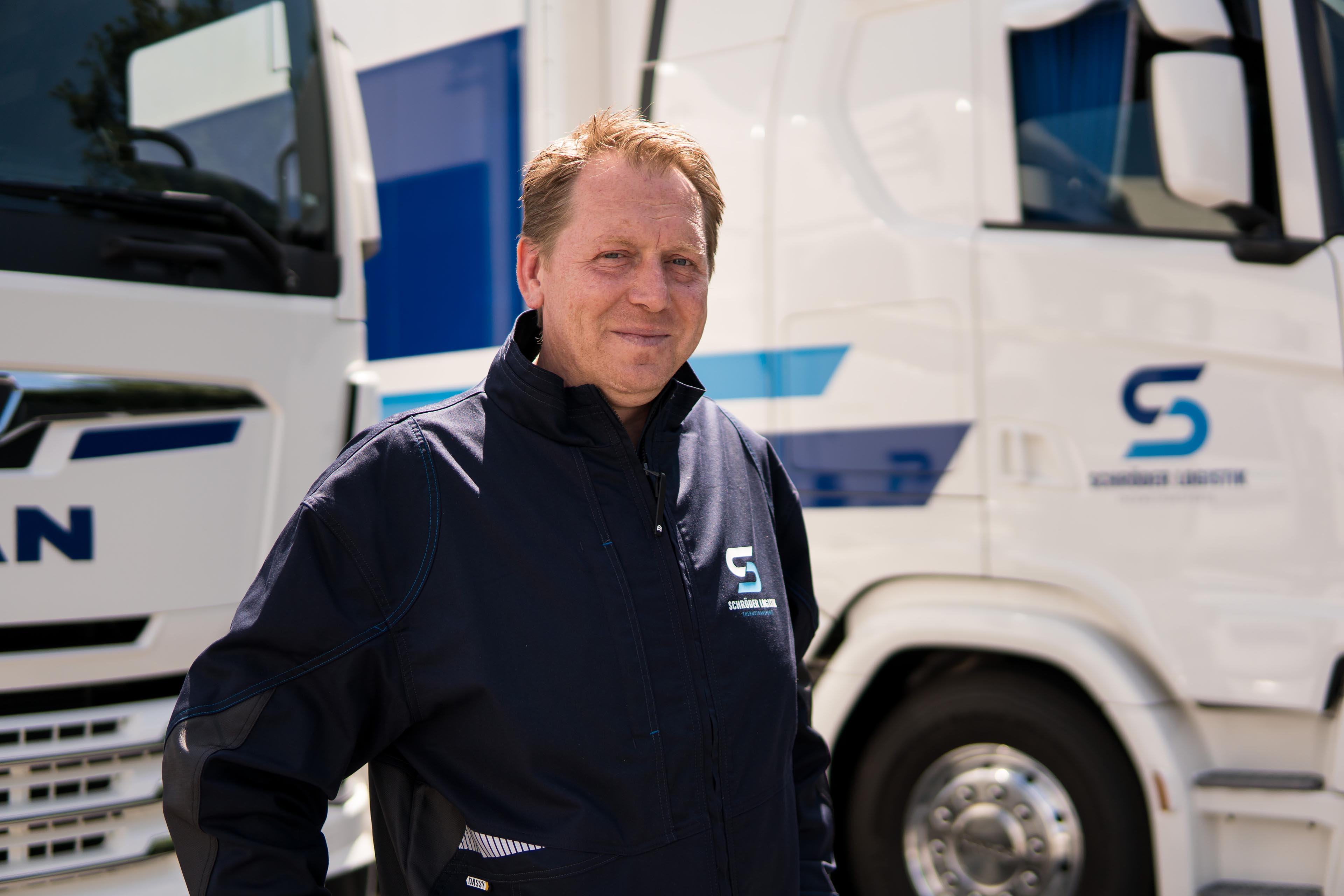 Schröder Logistik Karriere Thermotransporte