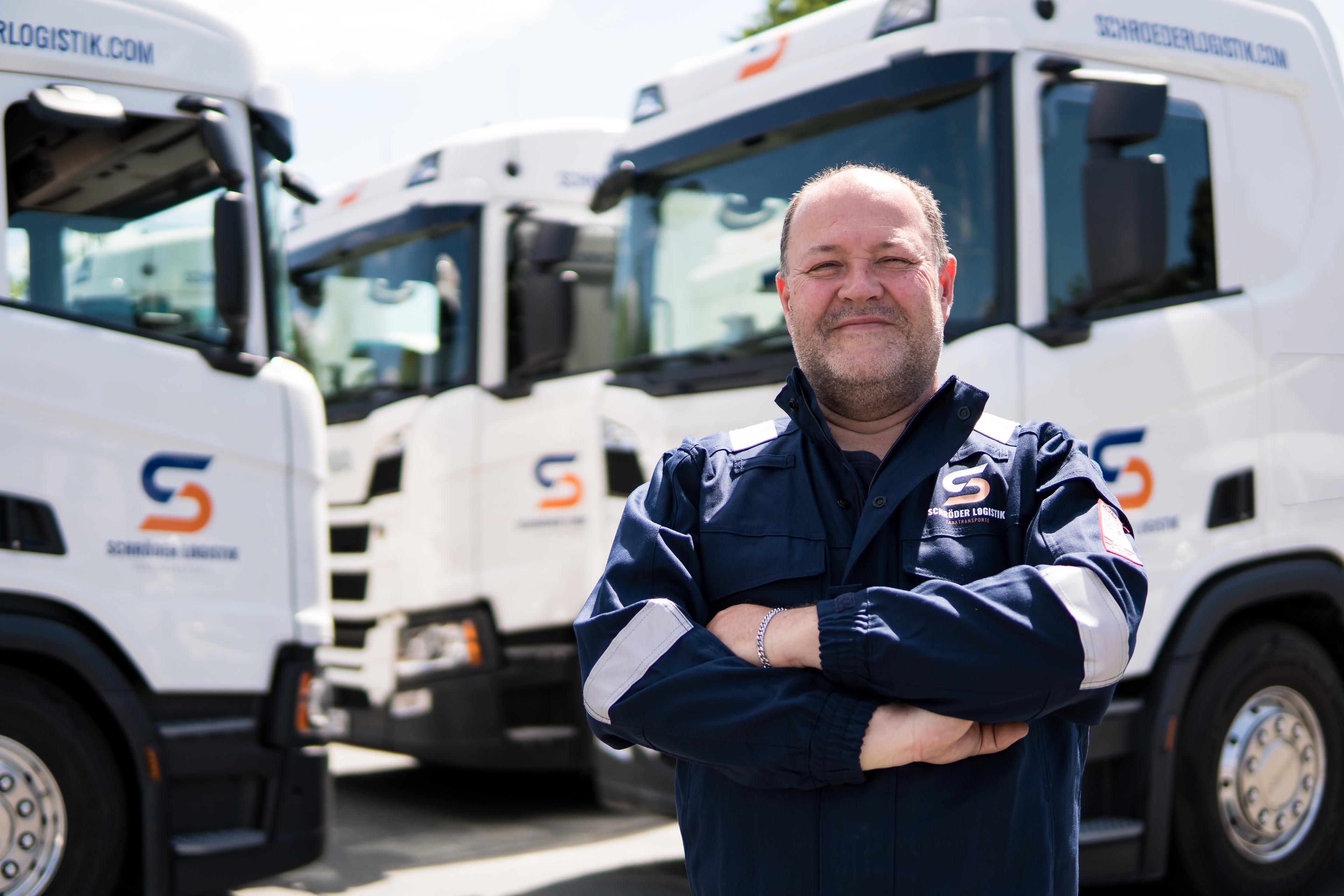 Schröder Logistik Karriere Tanktransporte