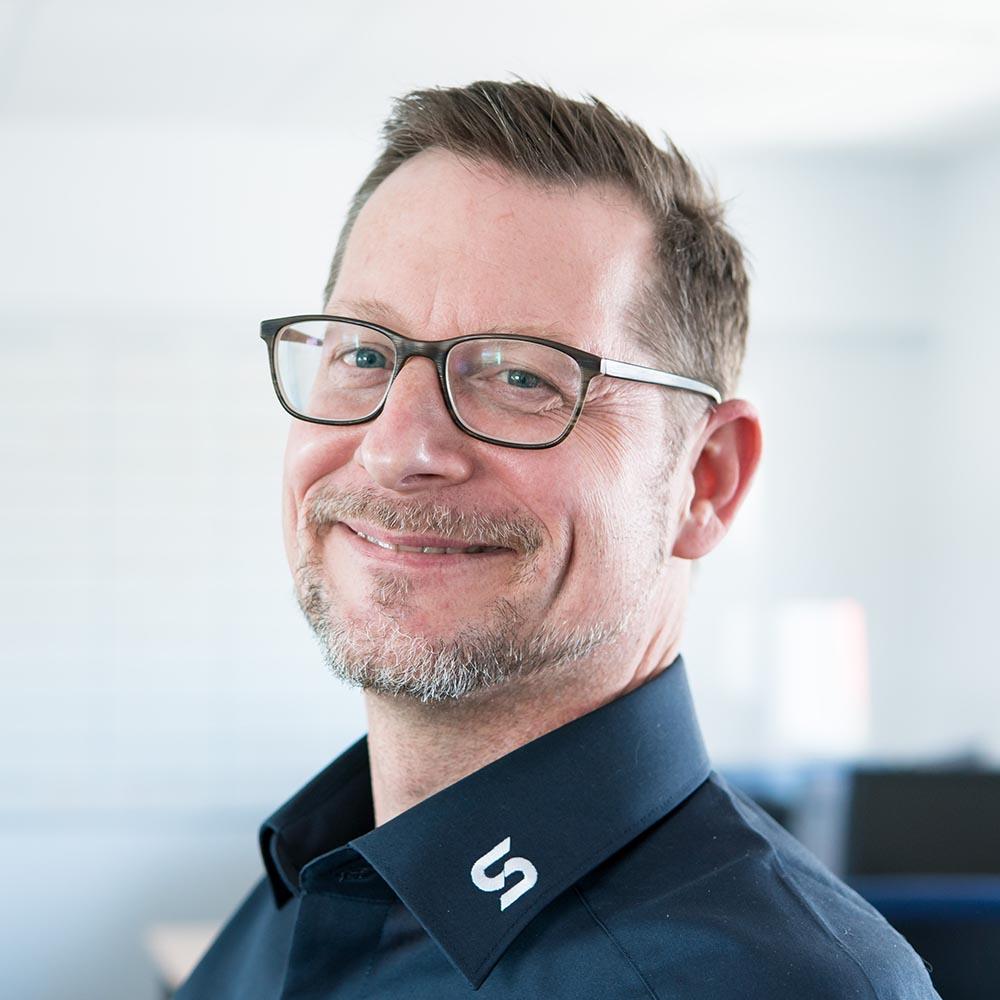 Schröder Logistik Stephan Frenzel
