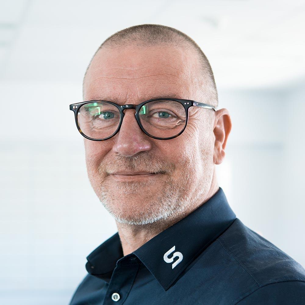 Schröder Logistik Holger Gans