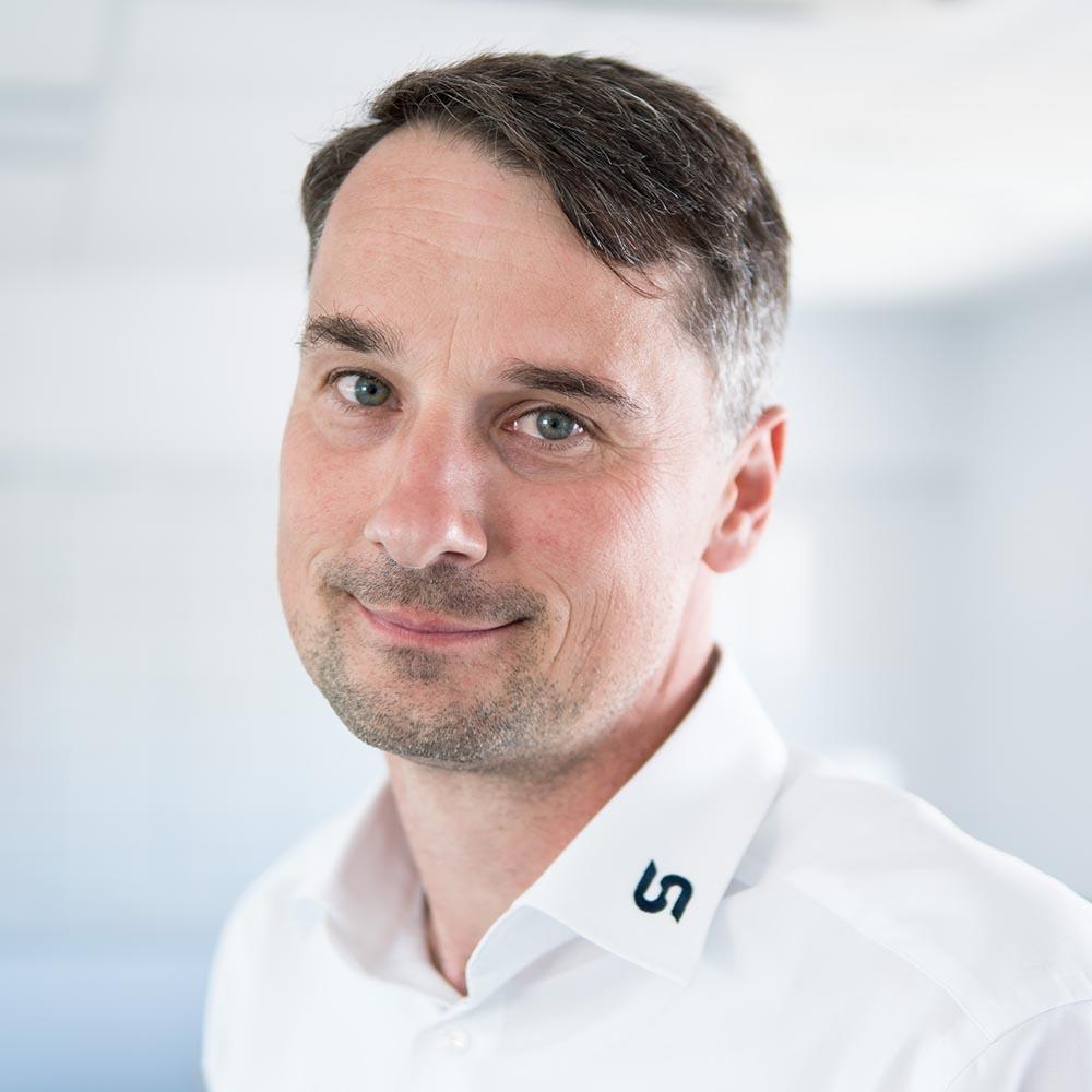 Schröder Logistik Tobias Neumann