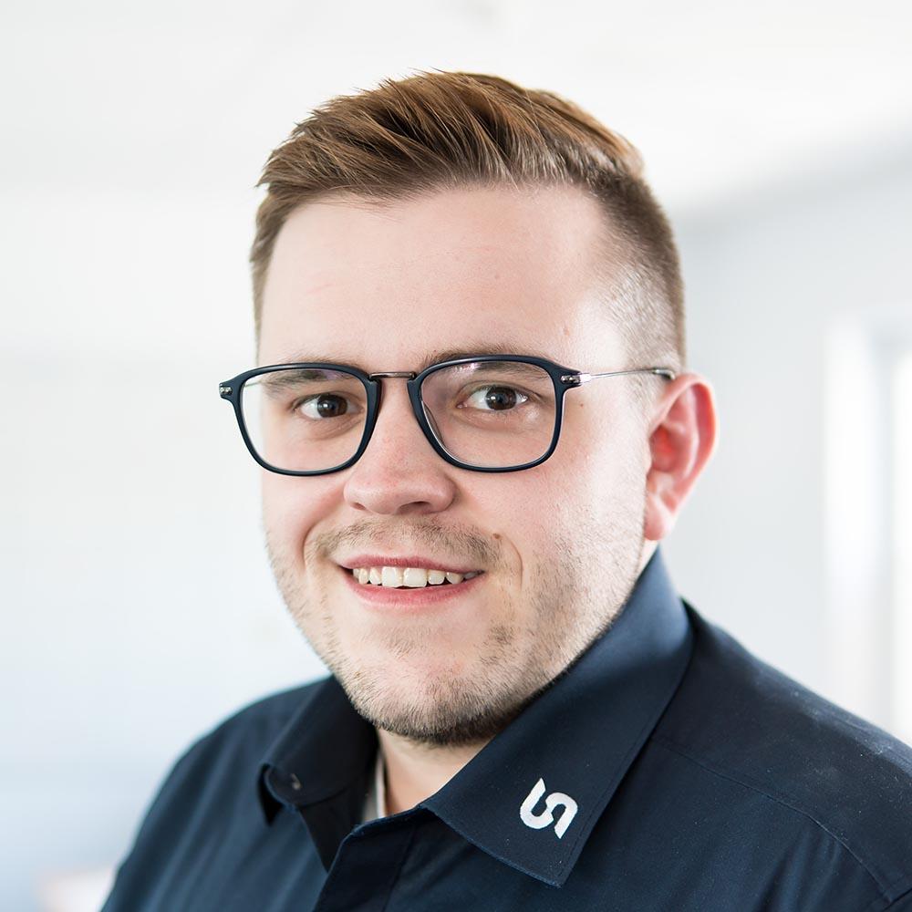 Schröder Logistik Sebastian Wolk