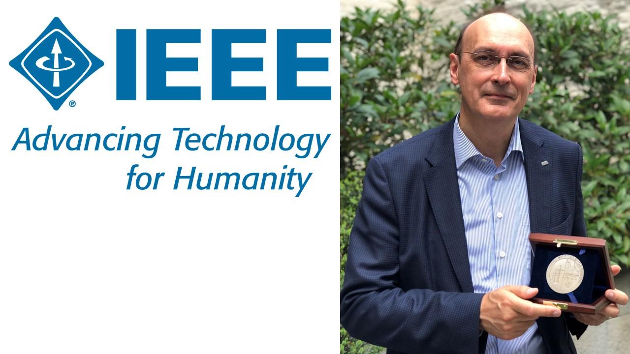 Professor De Doncker erhält die IEEE Power Engineering Medal 2020