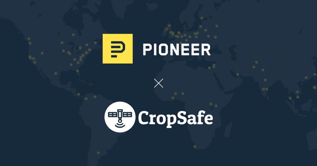 CropSafe selected as Pioneer