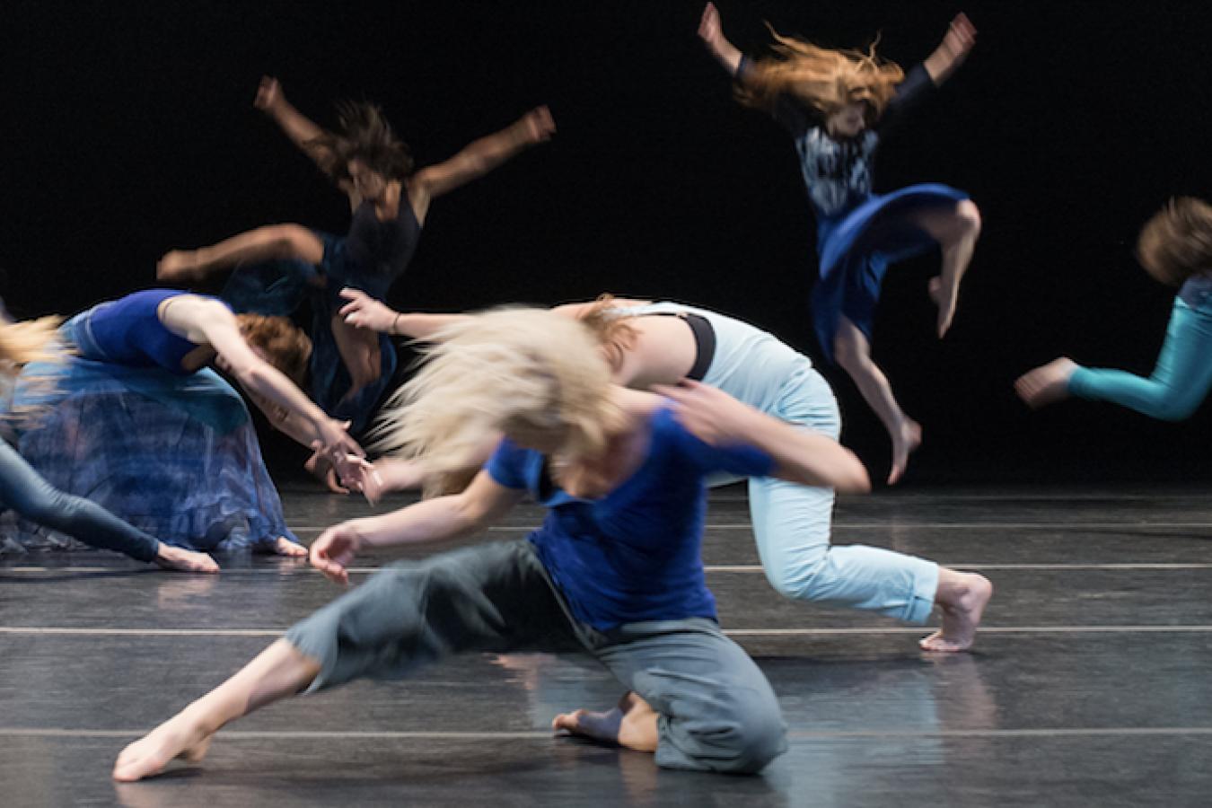Live Art Dance Contemporary Dance Series in Halifax