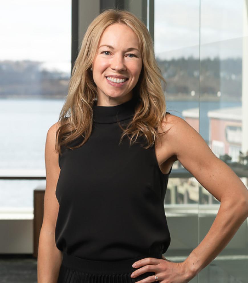 Erika Hankinson - Client Administration at Gordon Stirrett Wealth Management