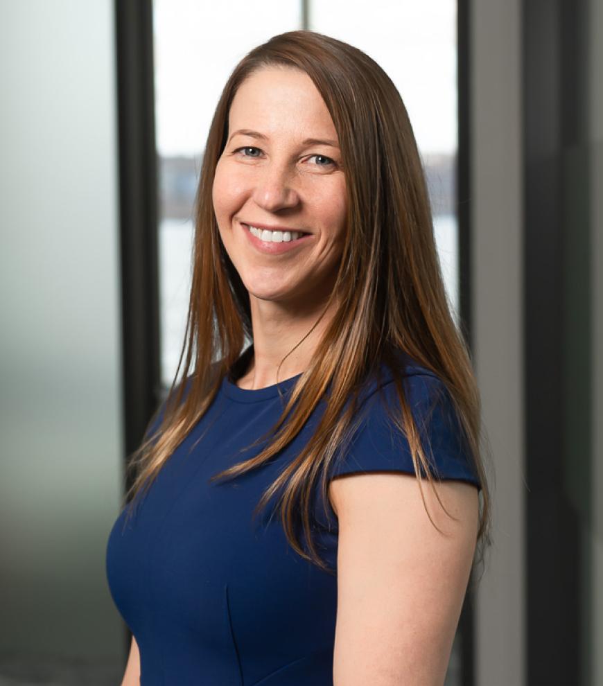 Erica van Vulpen, BA - Business Manager at Gordon Stirrett Wealth Management