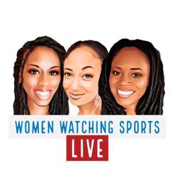Women Watching Sports Live