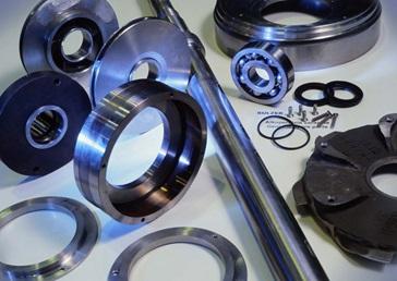Schlumpberger - Ersatzteile für Elektromotoren