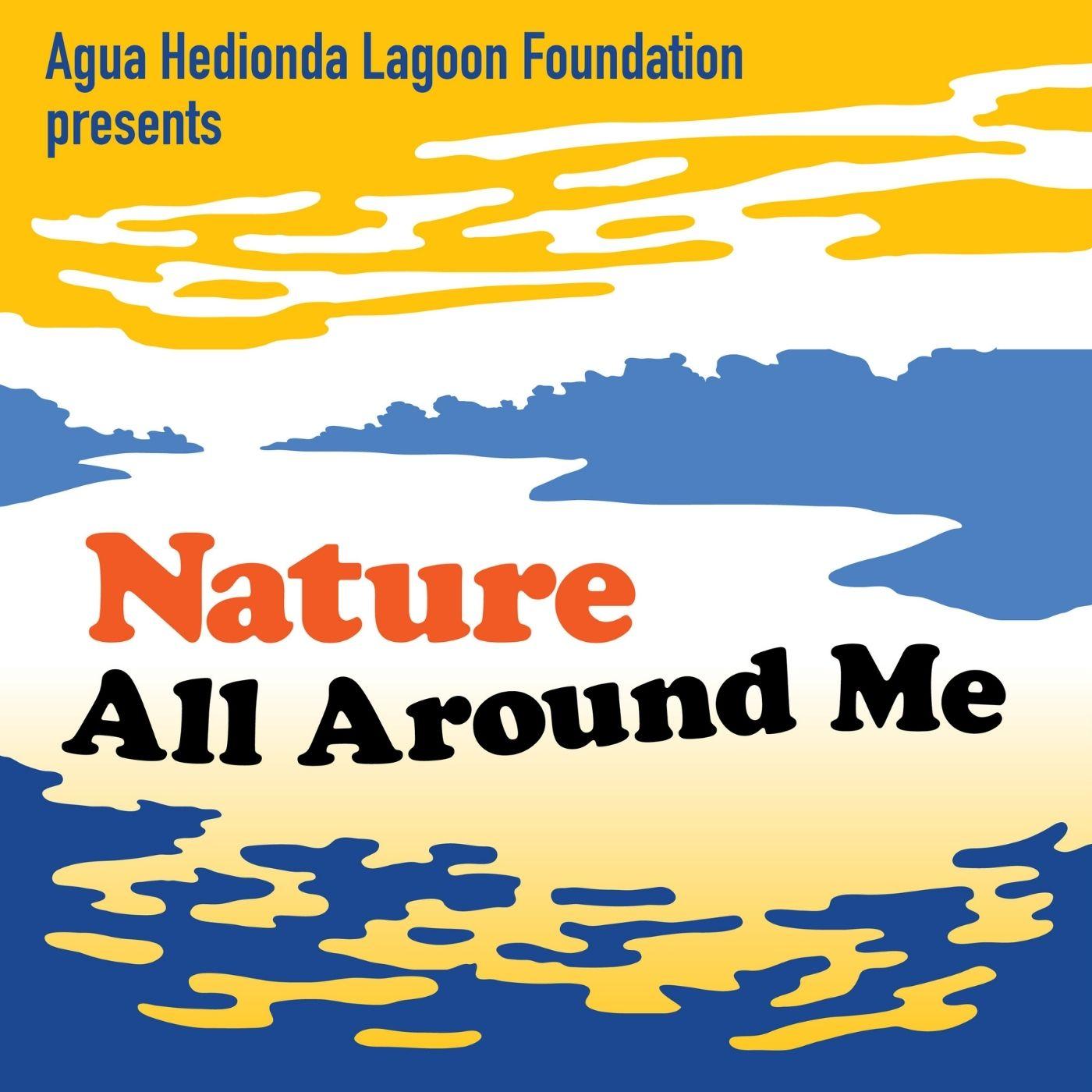Nature All Around Me album artwork