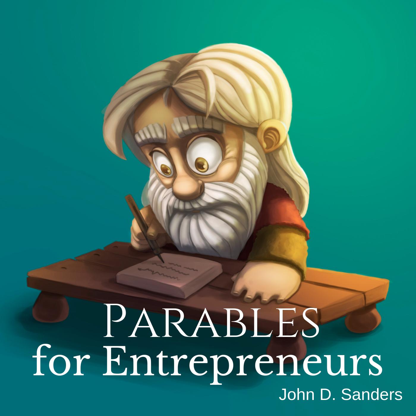 Parables for Entrepreneurs album artwork